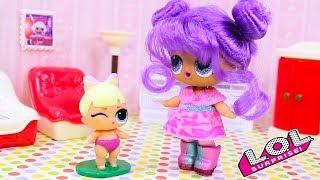 СМЕШНЫЕ Куклы ЛОЛ Сюрприз #38   Мультики LOL Surprise Dolls видео для детей