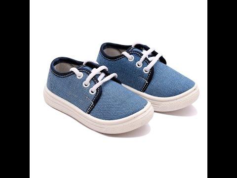 K 2 Children Canvas Shoes
