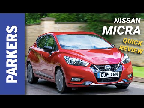 Nissan Micra Hatchback Review Video