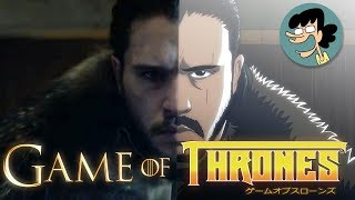 If Game of Thrones was a kick ass Anime