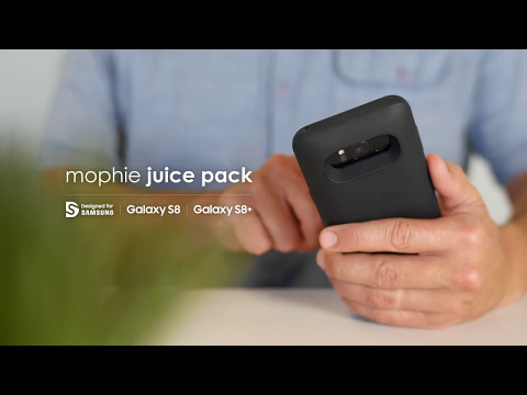 Mophie's new battery pack cases for the Galaxy Note 8 will bring out the handset's full potential