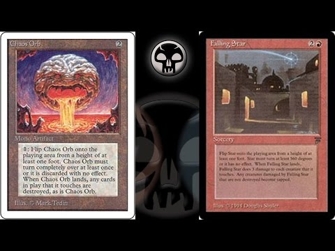 The Weirdest MTG Cards Ever Printed – Part 1