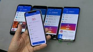 Testamos e comparamos: saiba qual é o melhor celular top de linha de 2018