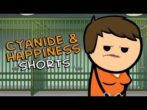 Zpátky na svobodě - Cyanide & Happiness