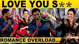 என்னப்பா நடக்குது..,LOVE YOU சொன்ன Vishal..! | Action Press Meet | Tamannah | Sundar C | HipHop Adhi
