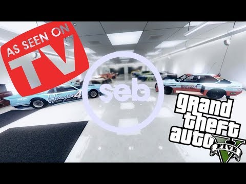 THE ULTIMATE SUPERCAR GARAGE TOUR! GTA ONLINE