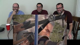 Job Hunt: Soul Calibur VI, Geralt of Rivia (The Witcher) Trailer
