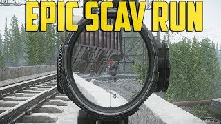 Escape From Tarkov - Epic Scav Run