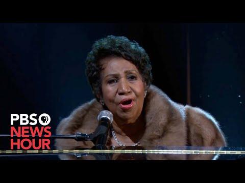 """Una Increíble Interpretación De Aretha Franklin """"You Make Me Feel"""""""