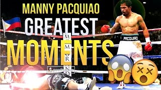 Video Top 5 Manny Pacquiao Greatest Moments ᴴᴰ MP3, 3GP, MP4, WEBM, AVI, FLV September 2019