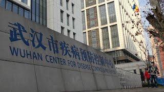 Coronavirus: Echipa OMS din China vizitează centrul regional de control al bolilor din Wuhan