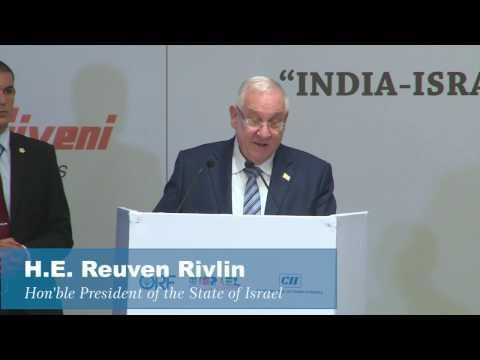India-Israel,Reuven Rivlin