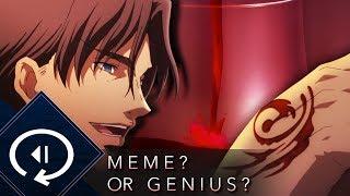 Fate/ZerosInfamousSpinningSceneIsGenius