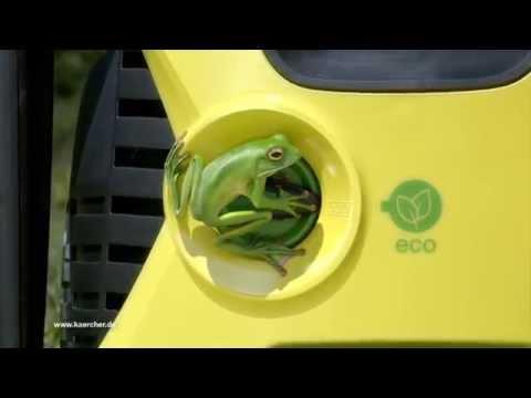 Kärcher eco!ogic - gelb ist das neue grün