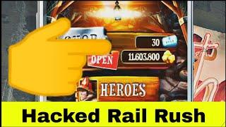 rail rush hack app - मुफ्त ऑनलाइन वीडियो