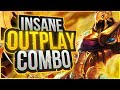 Drift King | INSANE COMBO TO OUTPLAY IN LANE WITH AZIR!!!