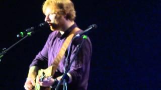 Ed Sheeran - Vincent (live)