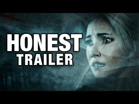 Can Until Dawn Survive 5 Minutes With Honest Game Trailers?