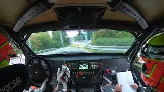Onboard - Barum Czech Rally Zlín 2018 - Martin Prokop - Ford Raptor - SSS Městská DAY / DEN