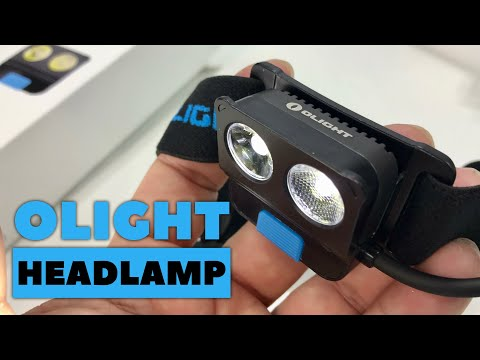 The Awesome Olight H16 Wave Motion Activated LED Headlamp Review