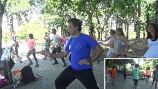 PAULO LIMA INSTRUTOR SENIOR DA WCTA-Br PARTICIPA DE PROJETO QUE LEVA O TAICHICHUAN ESTILO CHEN À COM