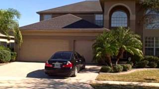 Hunters Creek Orlando Home located at 14011 Sobrado Drive.AVI