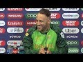Cricket World Cup   Faf Du Plessis   Proteas Press Conference