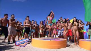3BallMTY ft  El Bebeto y America Sierra - Intentalo
