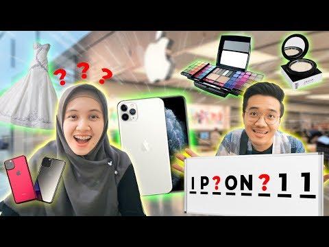 Gue Beliin SEMUA yg Meira TEBAK Namanya! iPhone 11 ?!! 😍