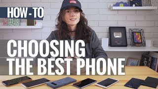 How to choose the best phone for you