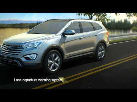 Hyundai  Grand Santa Fe  Паркетник класса J - рекламное видео 2