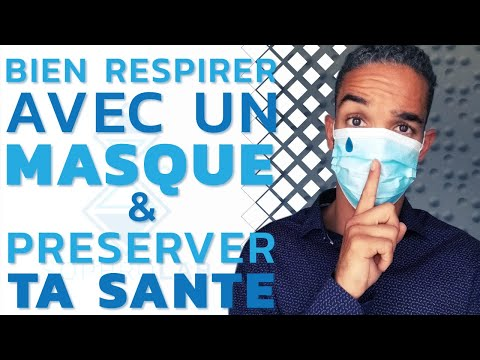 Port du masque et Respiration