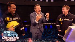 Ant & Dec prank Bradley Walsh a second time! | Saturday Night Takeaway 2020