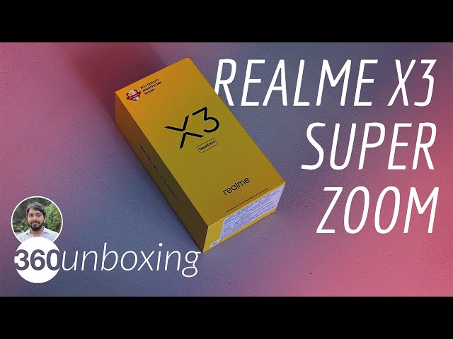 Realme X3 Realme X3 Superzoom To Go On Sale Today At 12 Noon Via