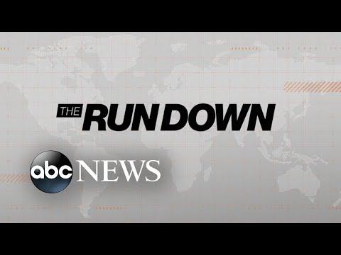 The Rundown: Top headlines today: April 16, 2021