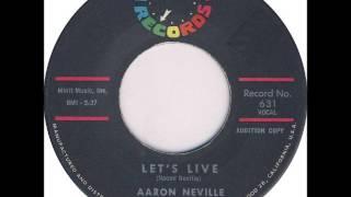 Aaron Neville - Let's Live
