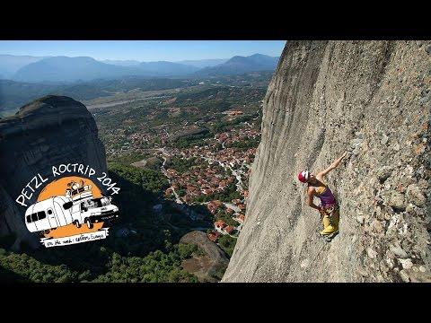 Petzl RocTrip 2014 - Метеора, Гърция