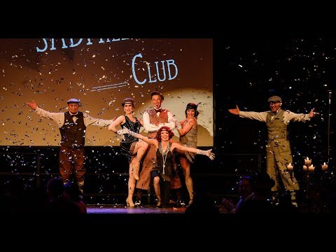 The Roaring 20s - Charleston Company video preview
