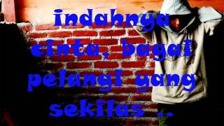 "Video thumbnail of ""Dash uciha - Pelangi Yang Sekilas (with lirik)"""