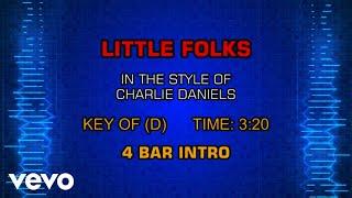 Charlie Daniels Band - Little Folks (Karaoke)
