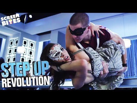 Step Up Revolution | The Restaurant Dance Scene | Ryan Guzman