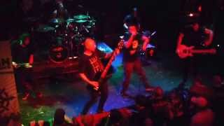 Chimaira Live at Studio Seven, Seattle on 8-11-13: Severed, Wrapped in Violence