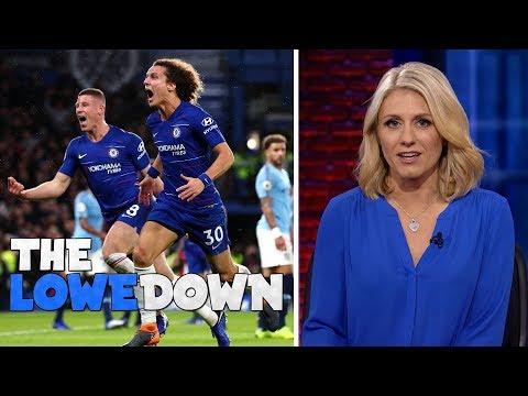 Premier League Weekend Roundup: Matchweek 16 I The Lowe Down Ep.2 I NBC Sports