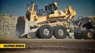 【Тяжелая техника】 Самая большая в мире машина, тяжелое оборудование удивительно