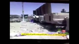 شاهد لحظة سقوط الصبات الكونكريتة على الشباب في مقاهي بغداد تحميل MP3