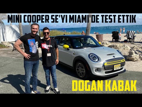 Doğan Kabak'la Miami'de Elektrikli MINI'yi Test Ettik | 2020 MINI Electric Cooper SE