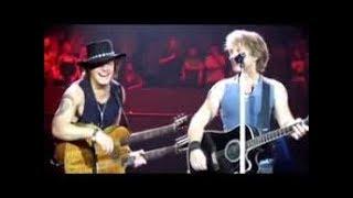 Bon Jovi Best Of Richie Sambora  Funny Moments & Fails
