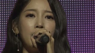 [HD] [151024] Soyeon 박소연 (T-Ara  티아라) - Proud Of You (Chinese version) @ Hefei Concert 2015