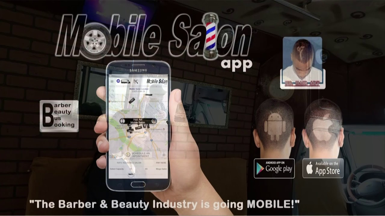MOBILE SALON PROJECT (PART 2)