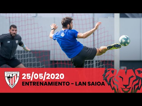 Athletic Club I Training session (05-25-2020)